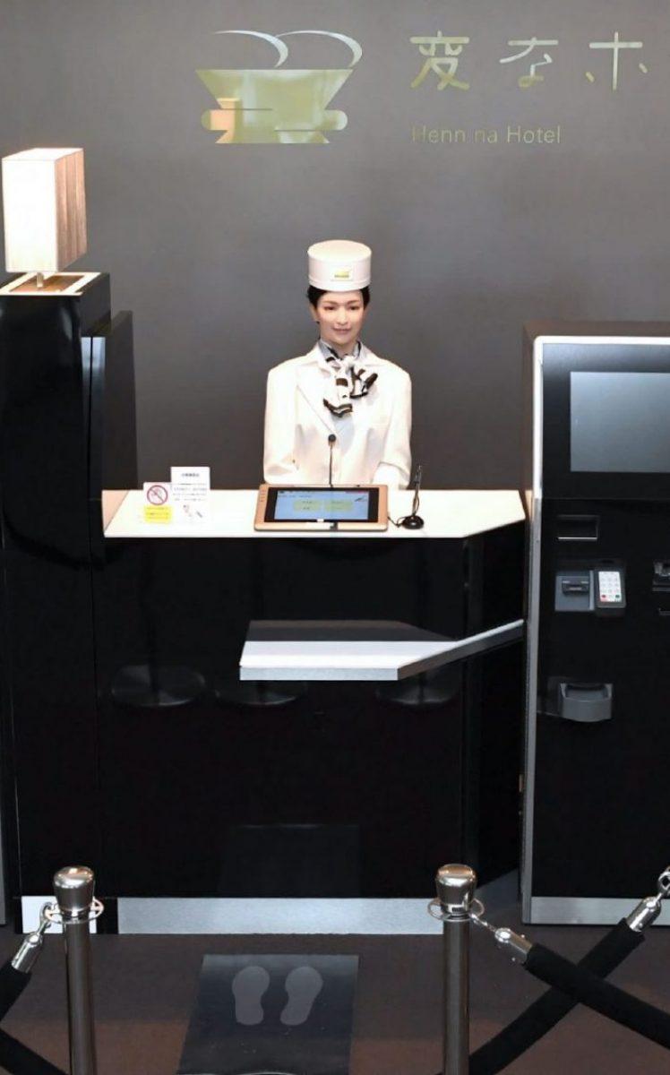 Henn–Na-Hotel